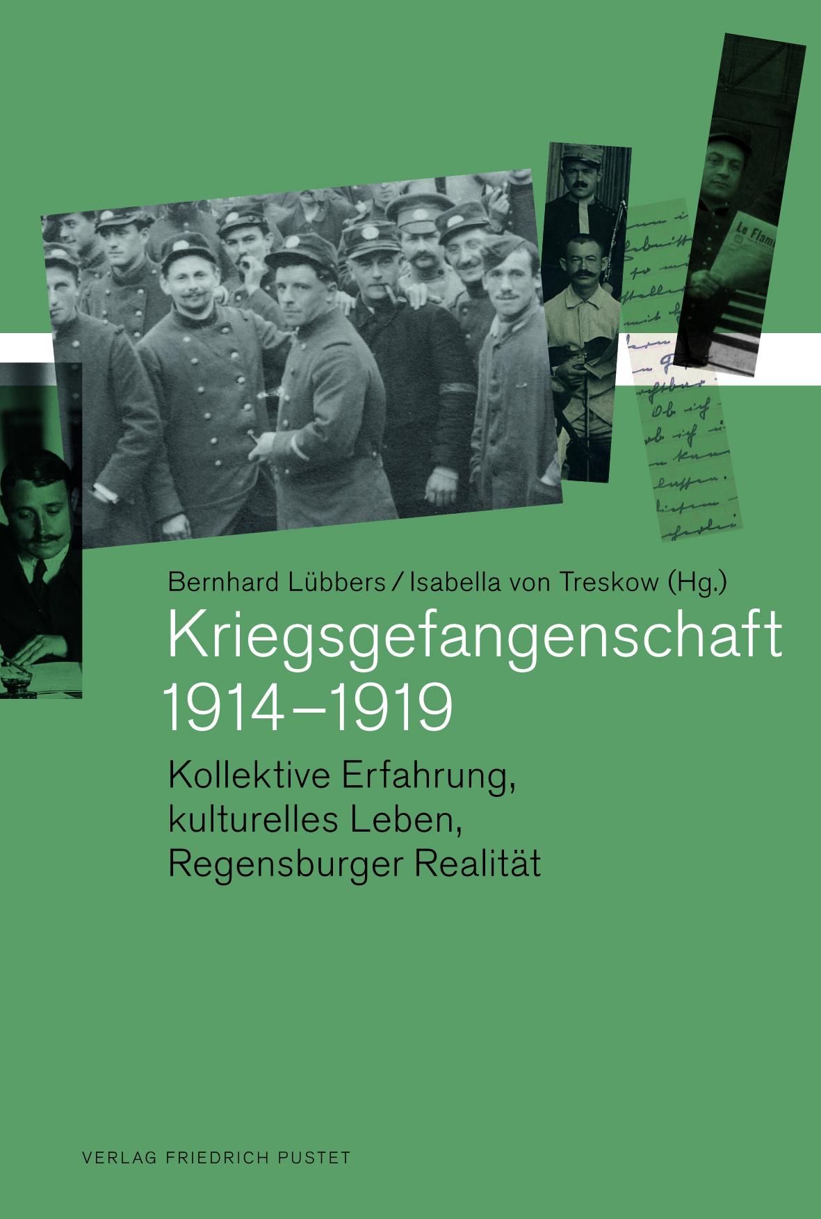 KgF Band2, Lübbers_Treskow, Kriegsgefangenschaft 1914-1919